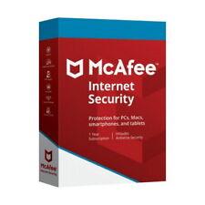 McAfee Internet Security 10 PC ESD 1 ANNO  2021