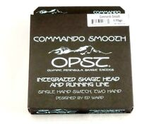 Opst Commando Smooth Integrated Skagit - 250gr - New