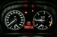 Kit Led Puerta  Cuadro Salpicadero BMW E90 E91 E92 E84 X1 X3 E83 M3 Blanco/Rojo