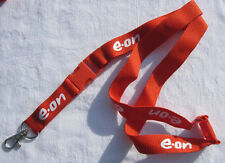 e.on EON Schlüsselband Lanyard NEU (A21)