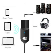 Nano Size Audio Bluetooth Adapter Receiver to AUX 3.5mm Jack for Car Stereo Home