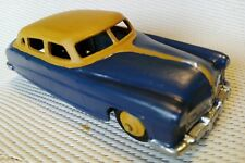 Dinky Toys 171 Meccano  Hudson Commodore Sedan blue yellow repaint 1/43 Diecast