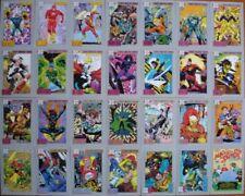 Superhero Comics Collectable Trading Cards
