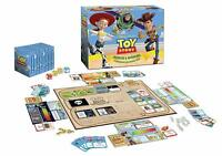 TOY STORY OBSTACLES & ADVENTURES – A Cooperative Deck-Building Game