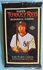 2006 Topps Turkey Red Baseball  HOBBY PACK Autograph ? Relic ? Gold Mantle ??