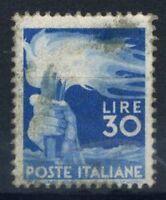 Italia Repubblica 1945 Sass. 563 Nuovo ** 20% - Democratica