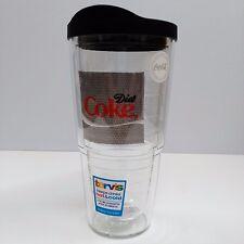 Diet Coke Patch Tervis Tumbler (24oz) - BRAND NEW