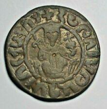 Cilician Armenia, Hetoum I, copper tank c. 1226-71 AD