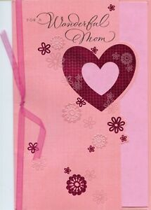 American Greetings Mother's Day Card-You're Loved More Than Words Could Ever Say