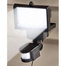 1150 Lumens Sensor Security Flood Solar Lights 16 White LEDs, Best Brightness!