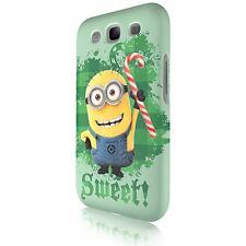 """Minion """"Sweet"""" Tasche Cover Case Schutzhülle für Samsung Galaxy S3 i9300"""