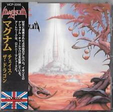 MAGNUM Chase The Dragon JAPAN CD OBI 1991 Victor VICP-2056