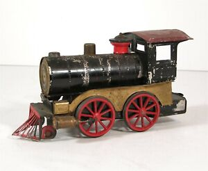 ca1890s LIVE STEAM ENGINE RAILROAD LOCOMOTIVE - DART TRAIN ENGINE By WEEDEN