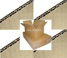 """20x 18x18x18"""" Double Wall Cardboard Boxes for Posting Storage Moving"""