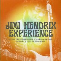 Jimi Hendrix Experience - Live At The Konserthuset NEW SEALED LIMITED to 500