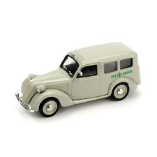 Fiat 1100 Autoambulanza Croce Verde Baggio 1 43 Brumm Ambulanze Die cast