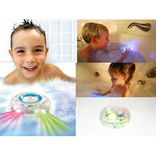 Waterproof Bathroom LED Light Kids Baby Color Changing Toys In Tub Bath Time 1pc