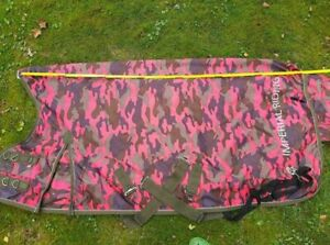 IMPERIAL RIDING- Regendecke -PINK CAMOUFLAGE- Gr. VB/ Cob- TOLL- TOLL