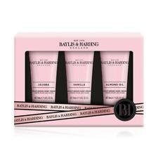 Baylis & Harding Jojoba, Vanilla & Almond Oil Hand Cream Set