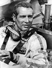 8x10 Print Paul Newman Winning Racing Life of Paul Newman #PN89