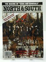 North & South Civil War Society Magazine 140th Antietam Comm Issue 2002 NEW OS