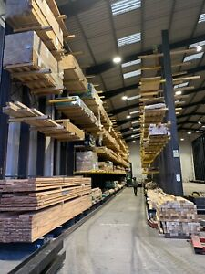 Cantilever Racking 300 Bays