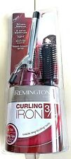 """Remington Style Curling Iron 3/4"""" With Brush Sleeve NEW"""
