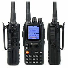 Walkie Talkie WouXun KG-UV9D Dual Band 999CH 5W Air Band Receiver 2-Way Radio