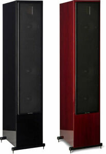 MartinLogan Motion 60XT Floor Standing Speaker - Glossy Cherry. Pair Of Perfect.
