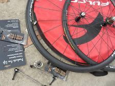 Cerchi ruote in carbonio per bici corsa 997 grammi farsports shimano campagnolo