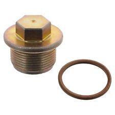 Oil Sump Plug Screw 19401 by Febi Bilstein Genuine OE - Single