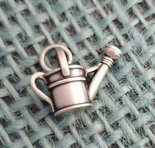 RETIRED James Avery WATERING CAN Charm, RARE, flowers gardening garden