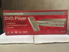 Remote Control DVD Player,  MP3 compatible and includes SCART cable