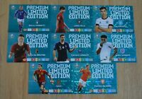 Panini Adrenalyn XL Uefa Euro EM 2020 8x Premium Limited Edition Set