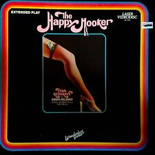 The Happy Hooker -  Laserdisc Buy 6 for free shipping
