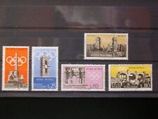 ITALIE '1959 *MH 788/792 YT 1,75 EUR JEUX OLYMPIQUES,ROMA,ARCHITECTURE,MONUMENTS