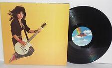 JOAN JETT AND THE BLACKHEARTS Album LP 1980 MCA Records Hard Rock Vinyl