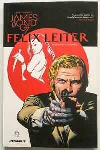 Ian Fleming's James Bond Felix Leiter Dynamite Graphic Novel Comic Book