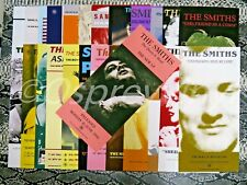 "The Smiths Morrissey Rough Trade 25 Promo posters all Mint all 16"" tall"