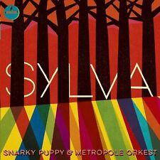 SNARKY PUPPY/METROPOLE ORKEST - SYLVA  CD + DVD DIGIPACK NEU