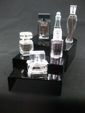 Acryltreppen Brücken Schaufenster -Parfumflaschen Duftflakons nicht enthalten