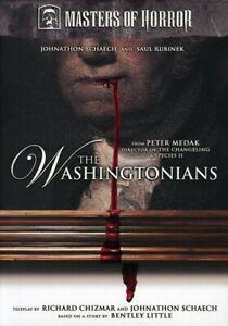 Masters of Horror: The Washingtonians (DVD) : Schaech, Rubinek, Medak