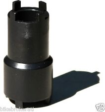 NUT REMOVAL SOCKET TOOL for DRIVESHAFT FLANGE @ 1950s BMW Motorcycle R25 R26 R27