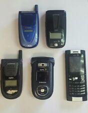 Lot Of Sprint Phones FOR PARTS/REPAIR