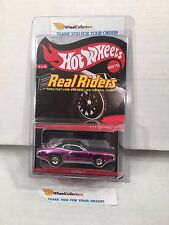 '71 Plymouth GTX * RLC REAL RIDERS Series * Hot Wheels * Y36