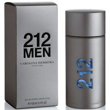 Carolina Herrera 212 Men NYC 100ml Edt For Men