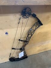Elite Option 7 Compound Bow- 70 Weight/ 29 Length, RH in Realtree Xtra