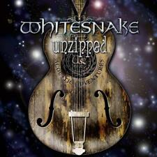 Whitesnake Unzipped Deluxe Edition 2 CD David Coverdale Deep Purple