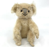 Steiff Koala Mohair Plush smallest 12cm 5in no ID damaged toe 1950s Vintage