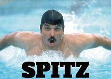 Mark Spitz American Swimming Legend POSTER